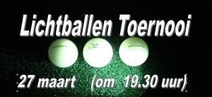 Lichtballen toernooi